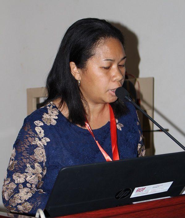 Mirindrasoa RAMANAMPIARIVOLA , Coordonnateur de projet - ENS d'Antananarivo